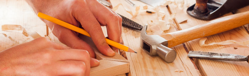Carpentry Services - Jamesons Painting - Contact US